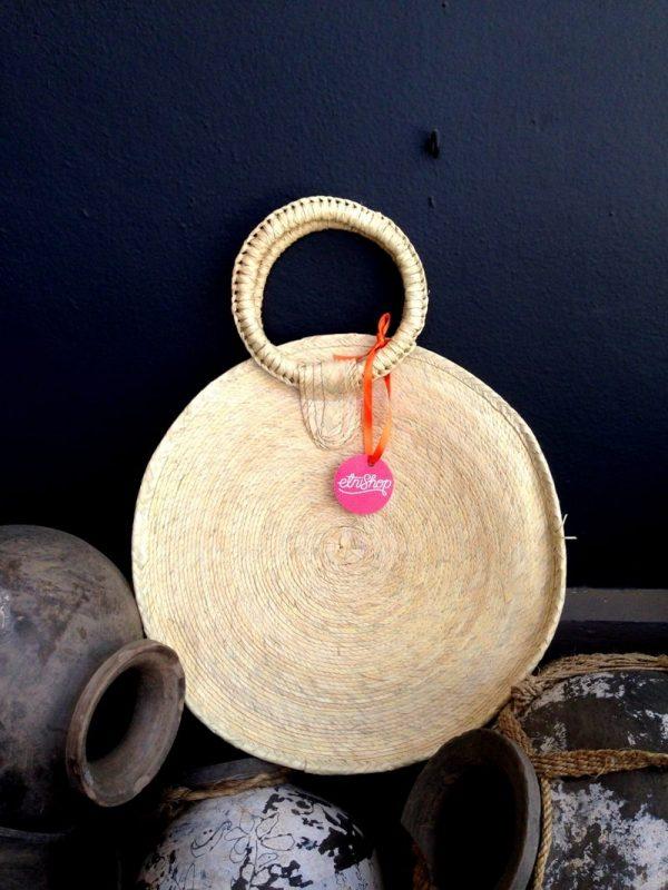 Bolsa elaborada con Palma Natura
